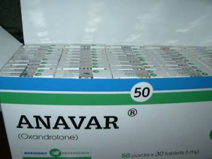 anavar-oxandrolone